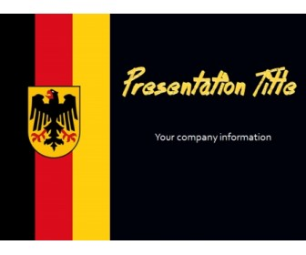 Free Germany Powerpoint Template