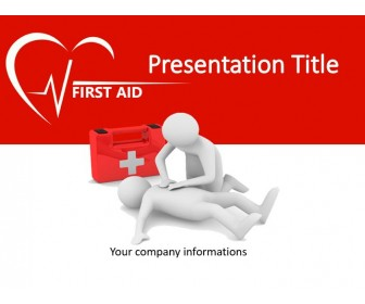 First Aid Medical PowerPoint Templates And PowerPoint Backgrounds