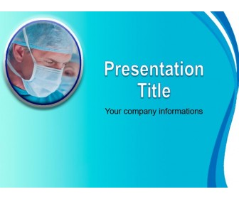 Surgery PowerPoint Template